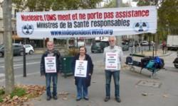 The Vigil for October 2013 – Geneva and Paris