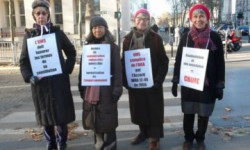 The Vigil for December 2013 – Geneva and Paris