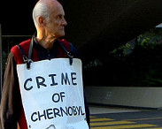 The crime of Chernobyl, a model for Fukushima