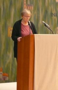 Dr Inge Schmitz-Feuerhake