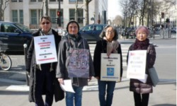 The Vigil for Mars 2015 – Geneva and Paris