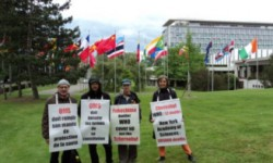The Vigil for May 2015 – Geneva and Paris