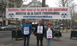 The Vigil for January 2017 – Geneva and Paris