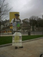 Vigie à Troyes 02 novembre 2010