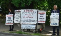 Les vigies de juin 2013 à Genève et Paris