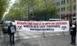 Les vigies d'avril 2014 à Genève et Paris