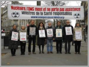Les vigies de décembre 2015 à Paris