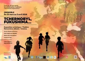 TCHERNOBYL FUKUSHIMA - Grenoble 2016