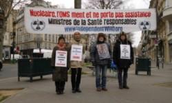 Les vigies de février 2016 à Genève et Paris