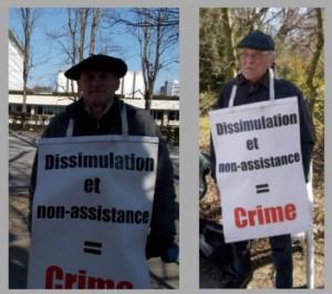 Semaine 464 - Genève - 14 au 18 mars 2016