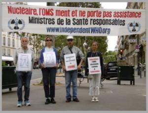 Les vigies d'août 2016 à Paris