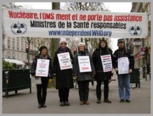 les vigies de décembre 2016 à Paris
