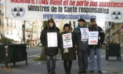 Les vigies de novembre 2016 à Genève et Paris