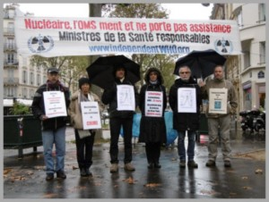 Les vigies de novembre 2016 à Paris