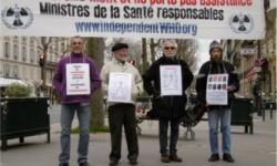 Les vigies de mars 2017 à Genève et Paris