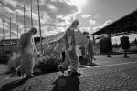 「チェルノブイリから福島へ」イタリア人報道写真家ピエルパオロ・ミッティカ氏の写真展